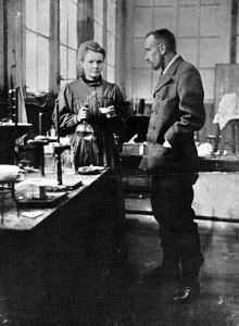 El matrimonio Curie
