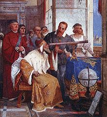Fresco de Giuseppe Bertini
