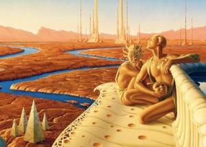 Reay Bradbury - Marte