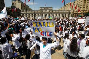 protesta científicos